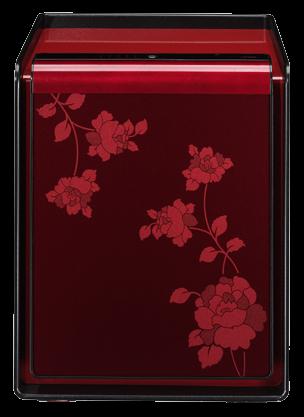 گاوصندوق نسوز LU 1000RW - Burgundy Rose لوسل کره