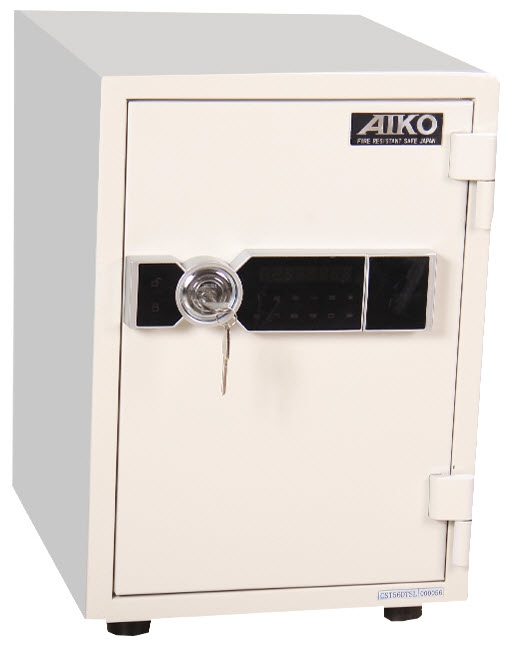 <strong>گاو صندوق</strong> دیجیتال نسوز AIKO CS 56T