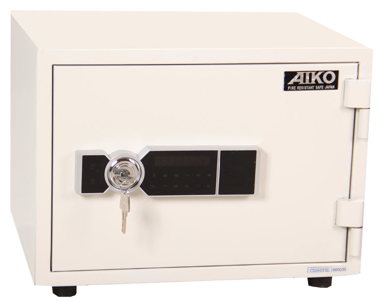 <strong>گاو صندوق</strong> دیجیتال نسوز AIKO CS 56